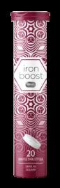 Collett iron boost brusetabletter