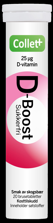 Collett D-Boost